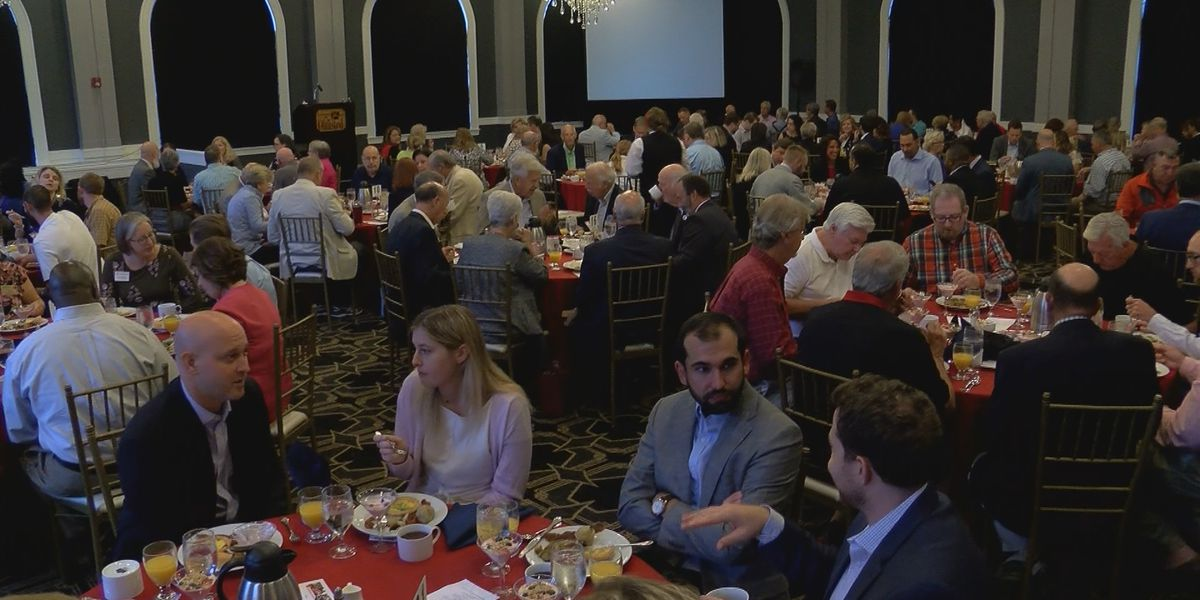 Salvation Army raises awareness on poverty in Fight for Louisville Breakfast