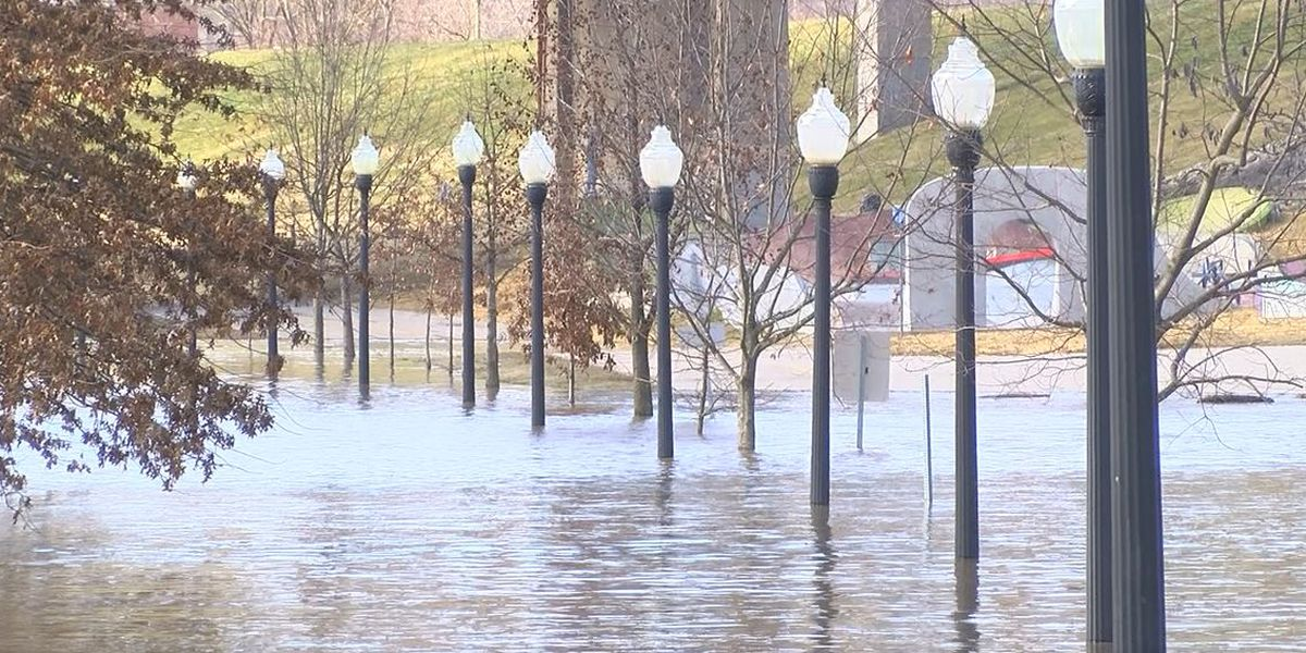 Flooding, freezing temperatures create potentially dangerous conditions