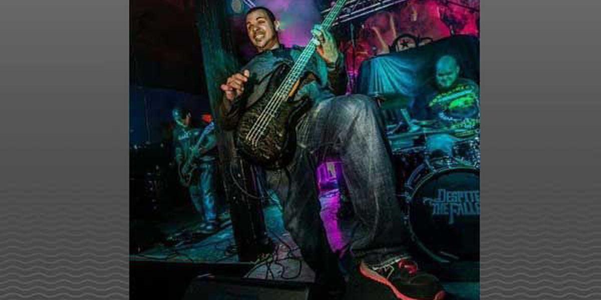 Despite The Fallen bassist killed in shooting