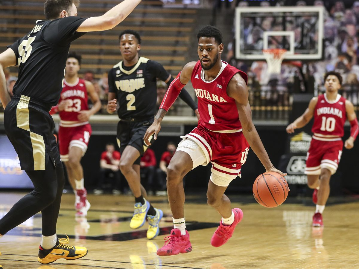 Hoosiers drop ninth straight to Purdue 67-58