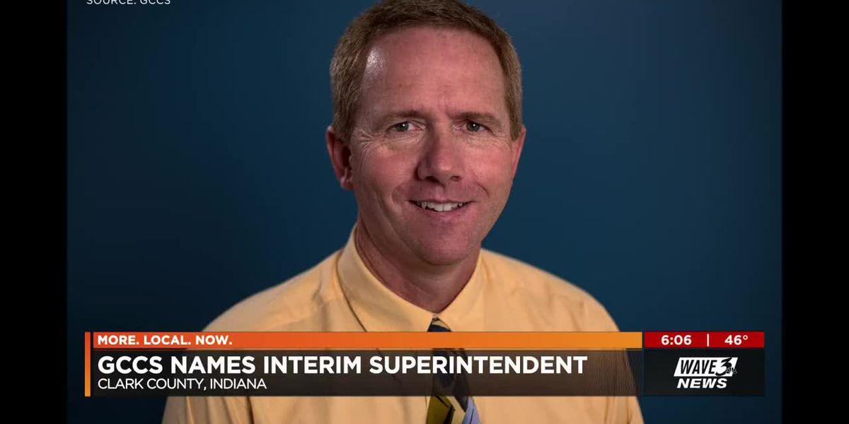 Greater Clark County Schools interim superintendent