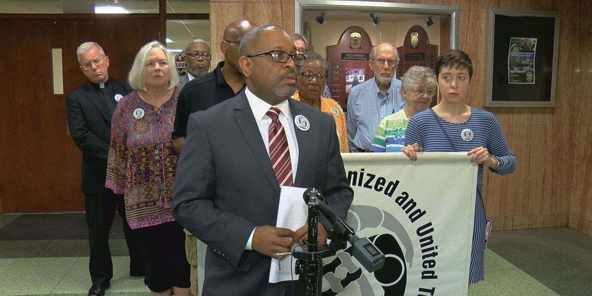 Activists seek positive change, police reform during meeting with LMPD chief