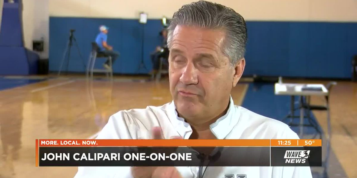 John Calipari One-on-one - Part 2