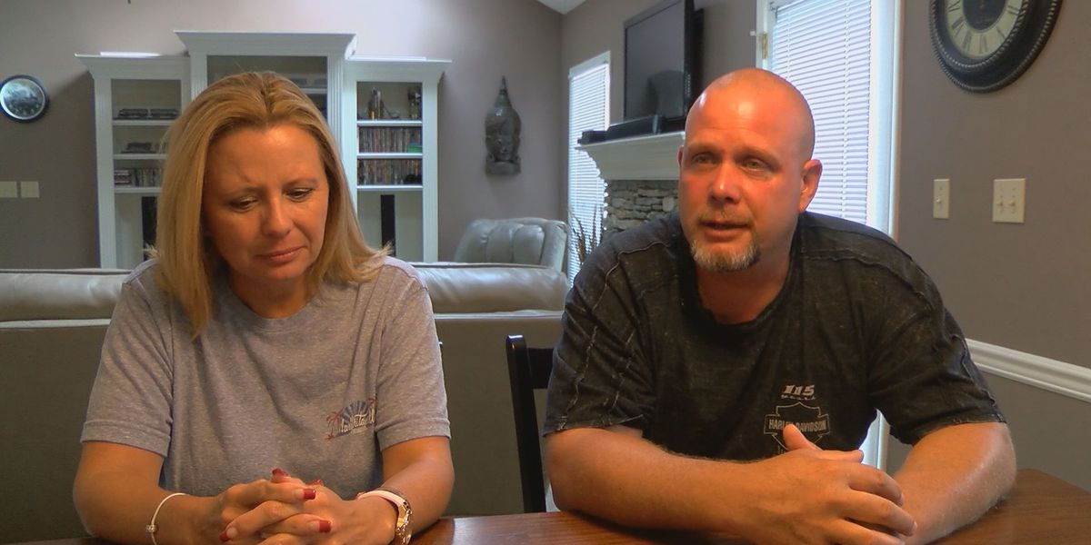 Parents of Louisville mother killed by stray bullet plea for information