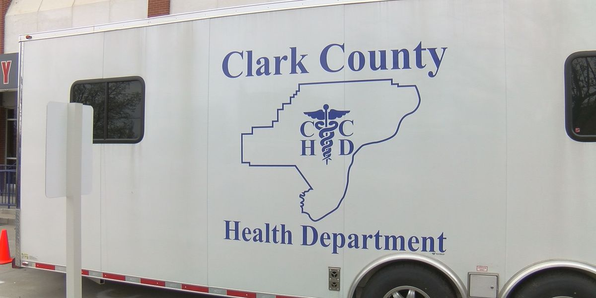 Mobile medical unit at Clark Memorial Hospital will help pre-screen possible coronavirus patients