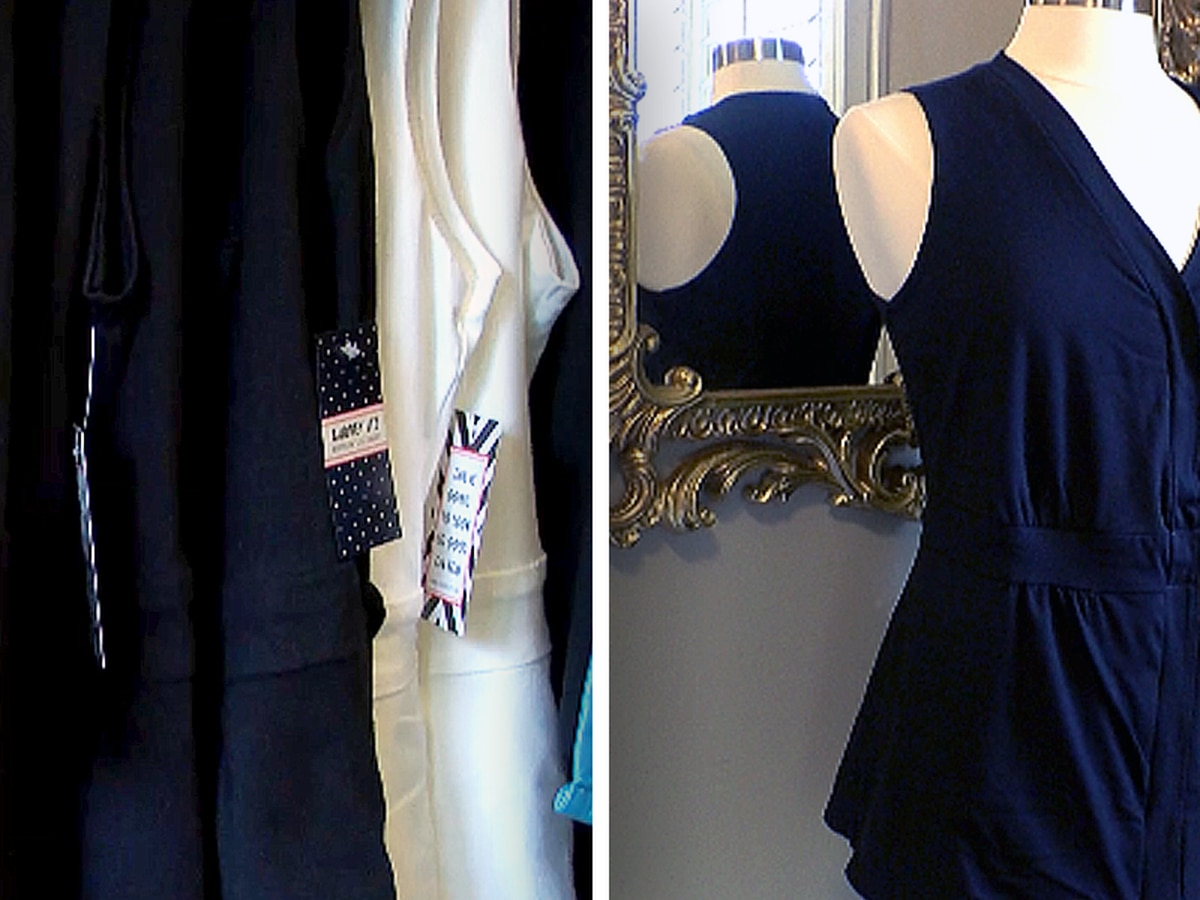 Louisville woman creates post-surgery breast cancer clothing line in honor of mother