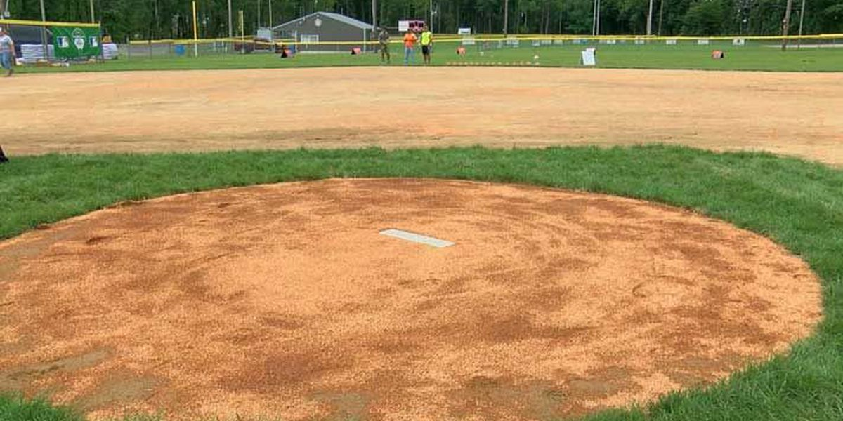 Austin, Indiana scores baseball field refurbishment grant