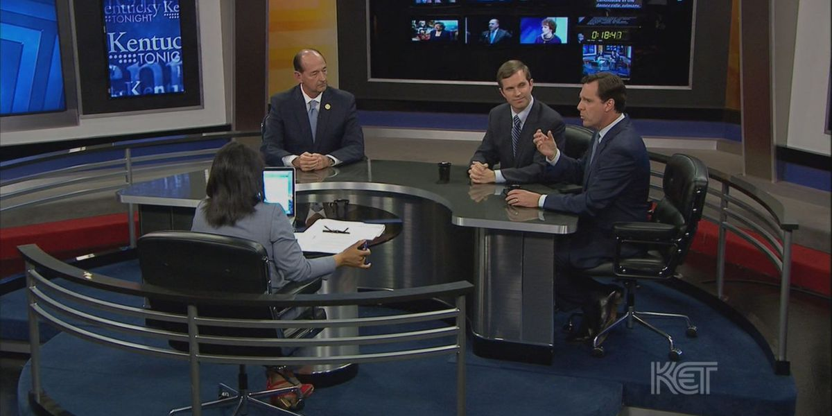 Democratic candidates for governor debate days before KY primary