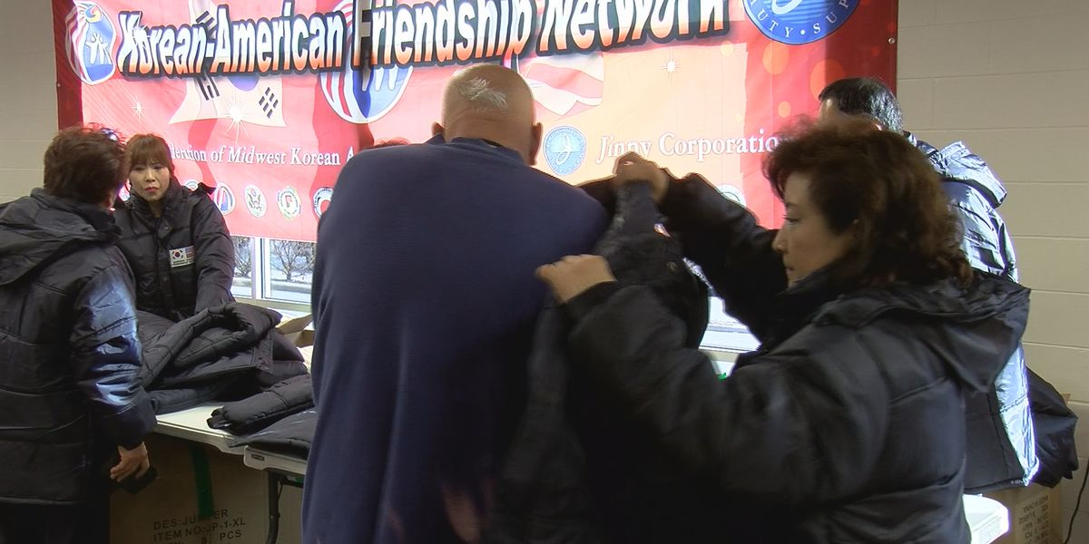 Kentuckiana Korean American Association helps Louisville homeless