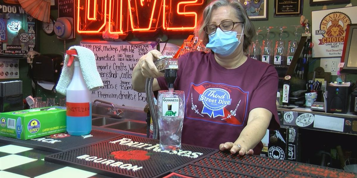 Louisville bar owner 'ready to reopen' with weeks to wait