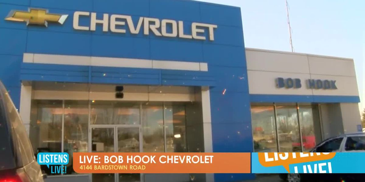 WAVE 3 Listens Live! Featuring Bob Hook Chevrolet March 4, 2019