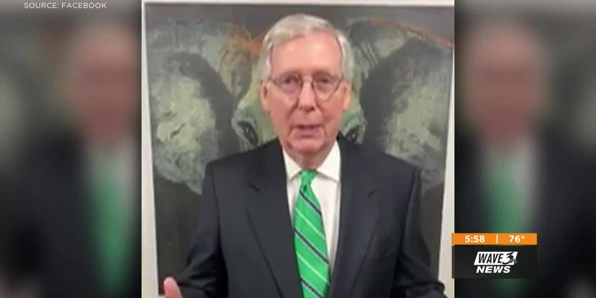 McConnell ad cashes in on impeachment issue