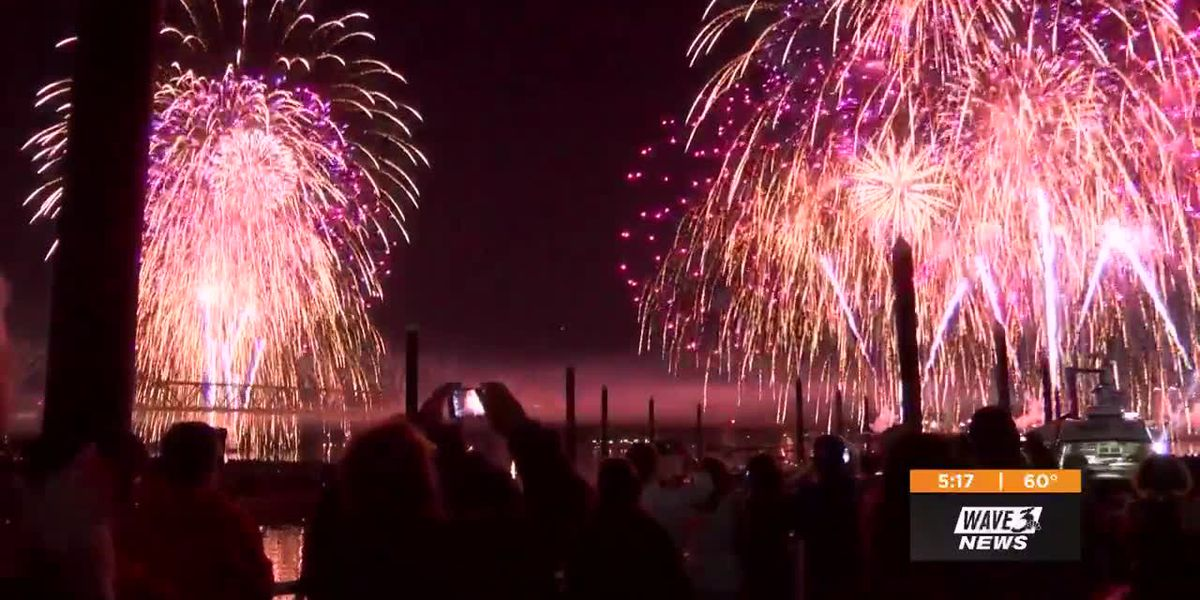 WAVE 3 News is your 2019 home for Thunder Over Louisville