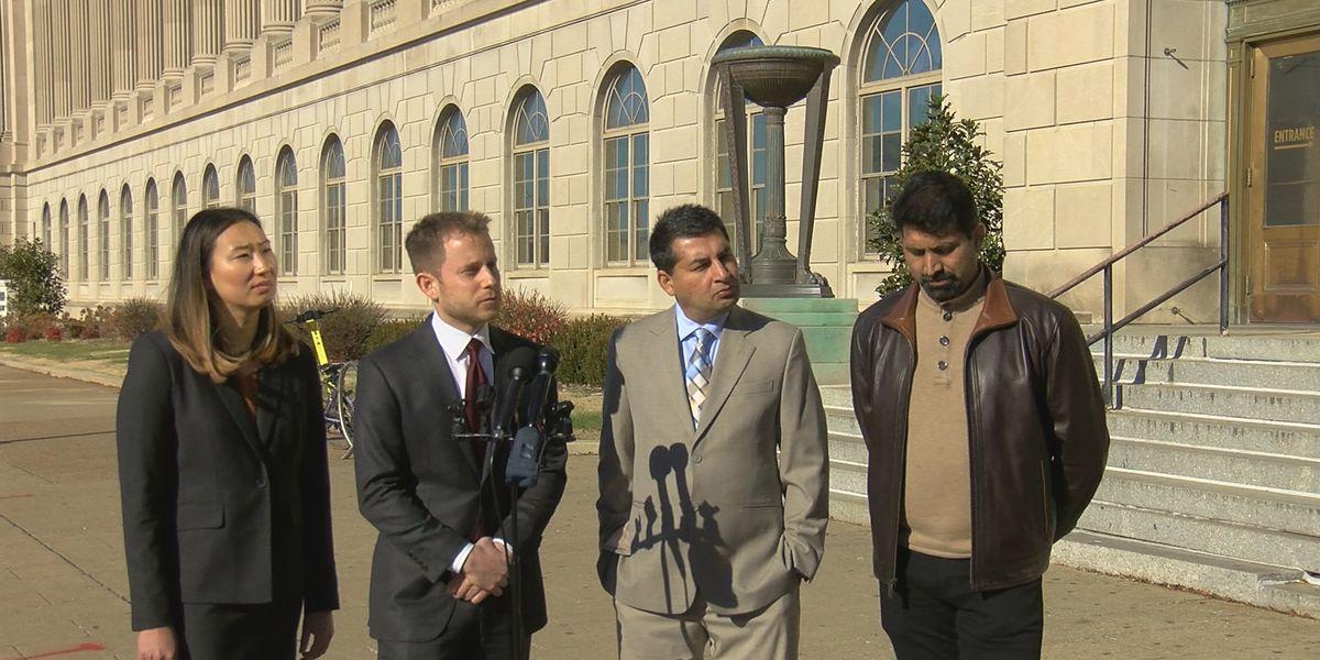 Nepali immigrants sue state of Kentucky