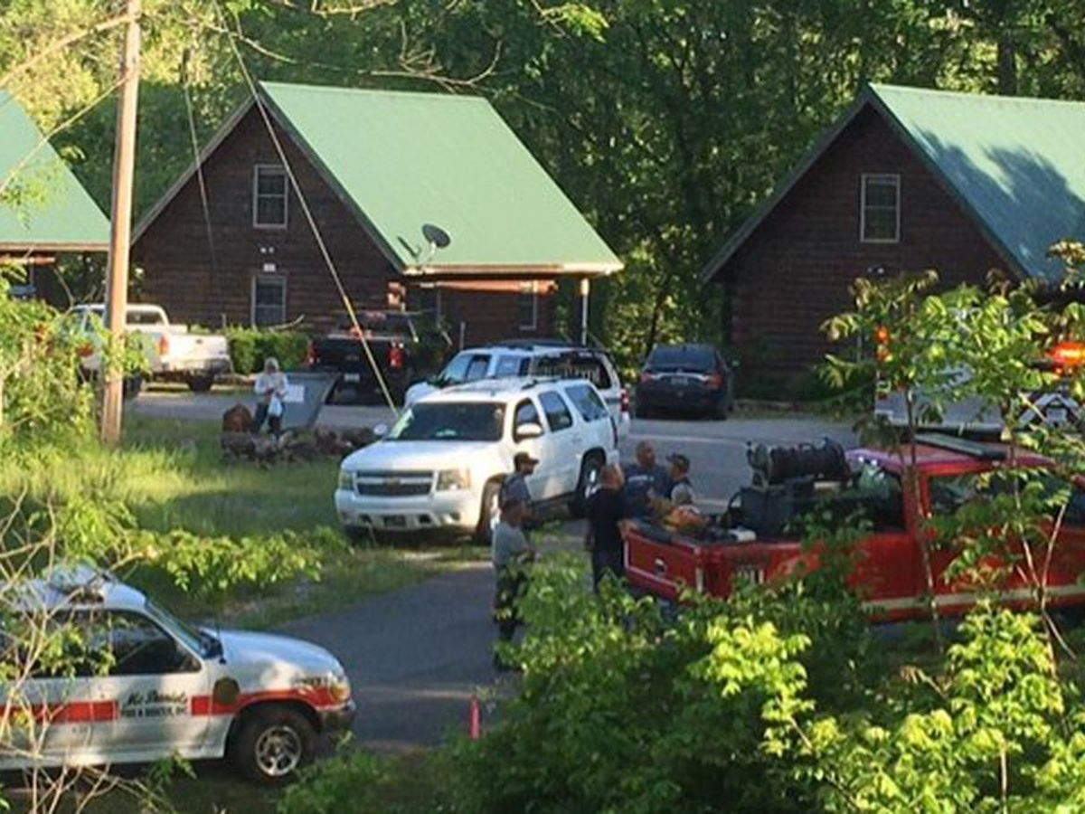 2-year-old girl drowns at Falls of Rough resort