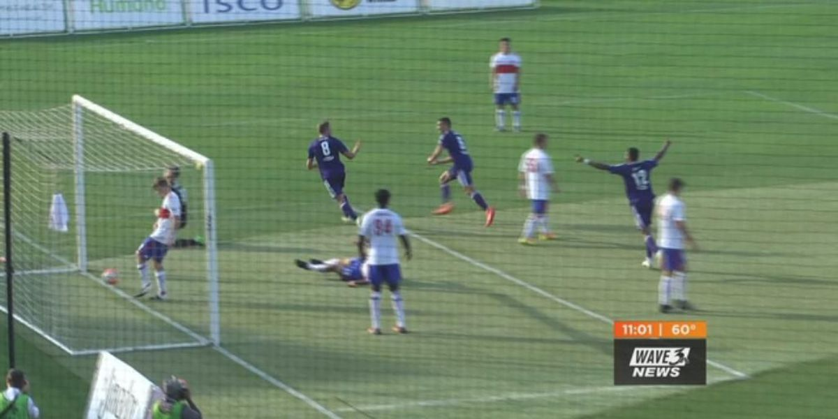 Lou City blanked by Orlando