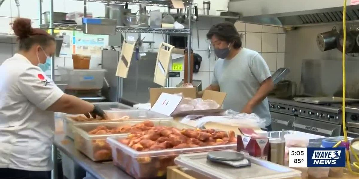 Chefs work to keep legacy of giving going with McAtee Community Kitchen