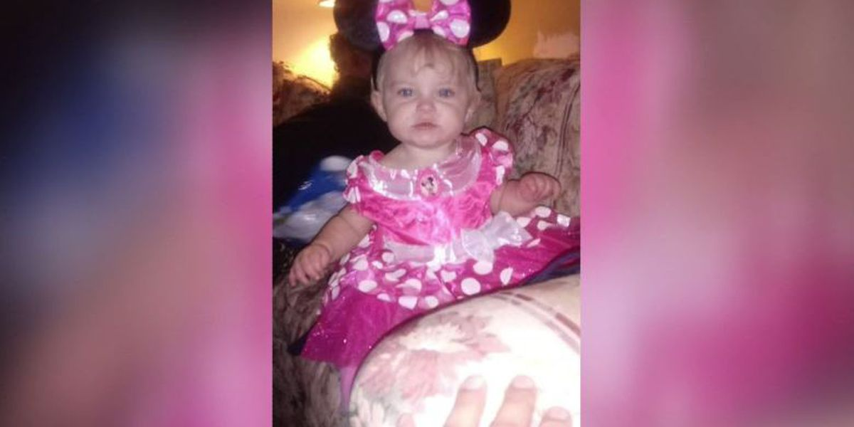 Parents arrested after 1-year-old girl's body found buried in NM backyard