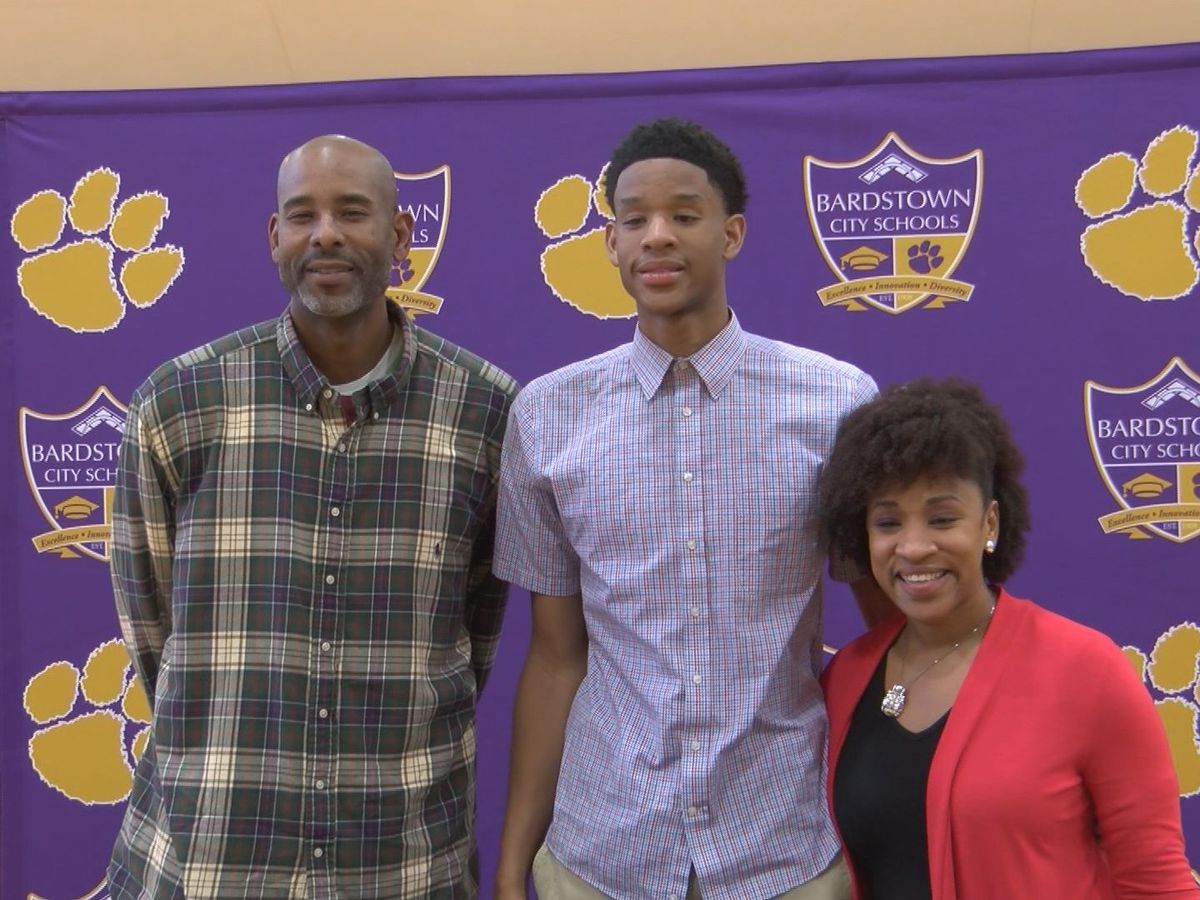 Bardstown's Traynor Commits to UofL