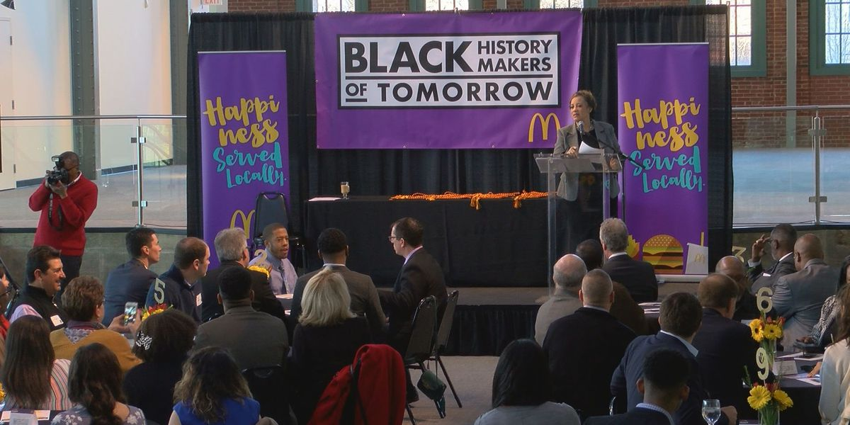 WAVE Country students honored with Black History Makers of Tomorrow scholarships
