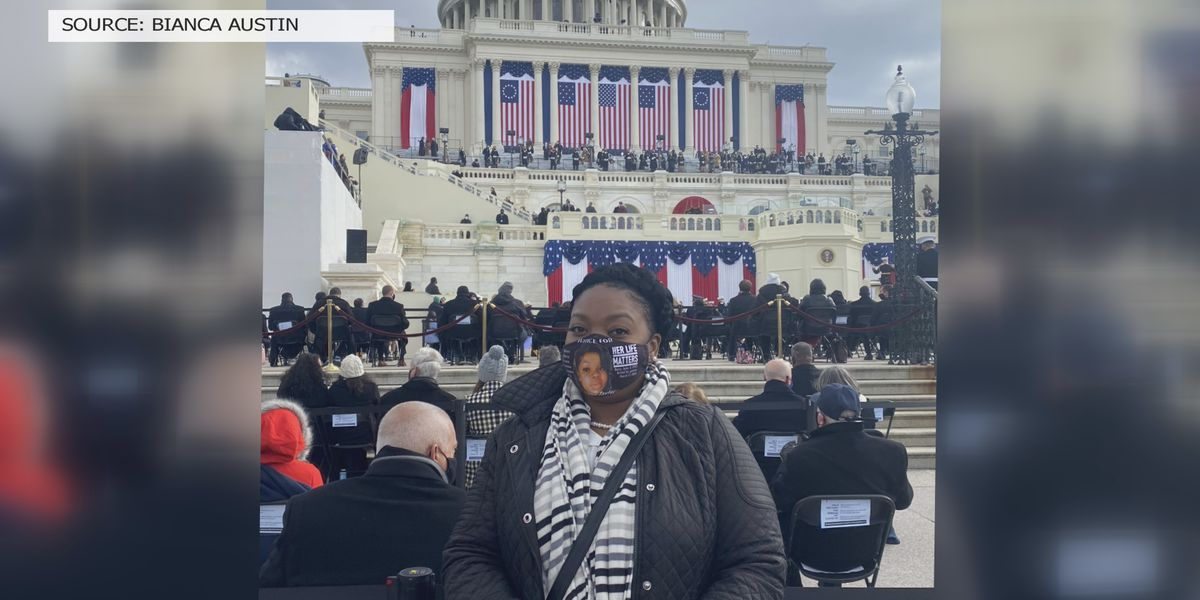 Breonna Taylor's family speaks with political leaders at inauguration