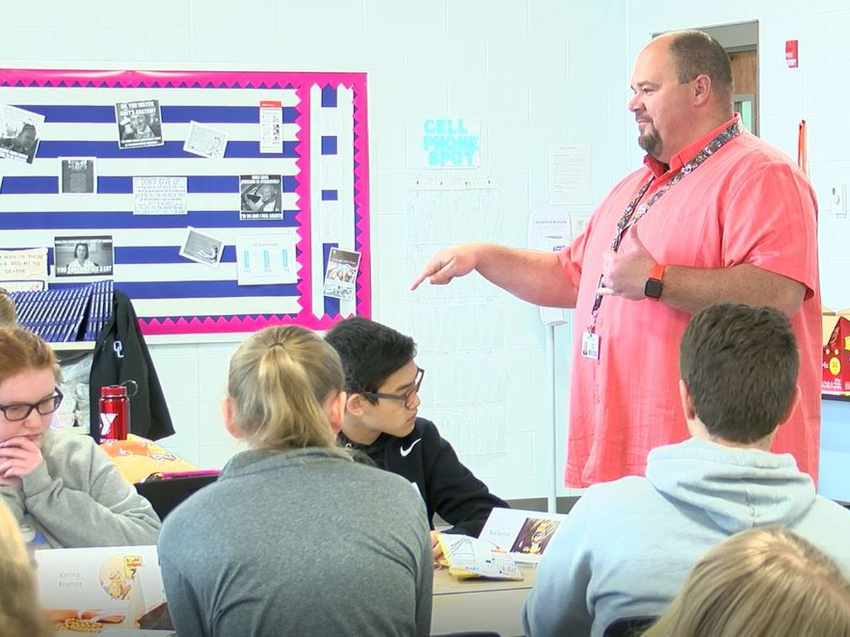 Oldham County Schools teach students to aim for happiness ahead of success