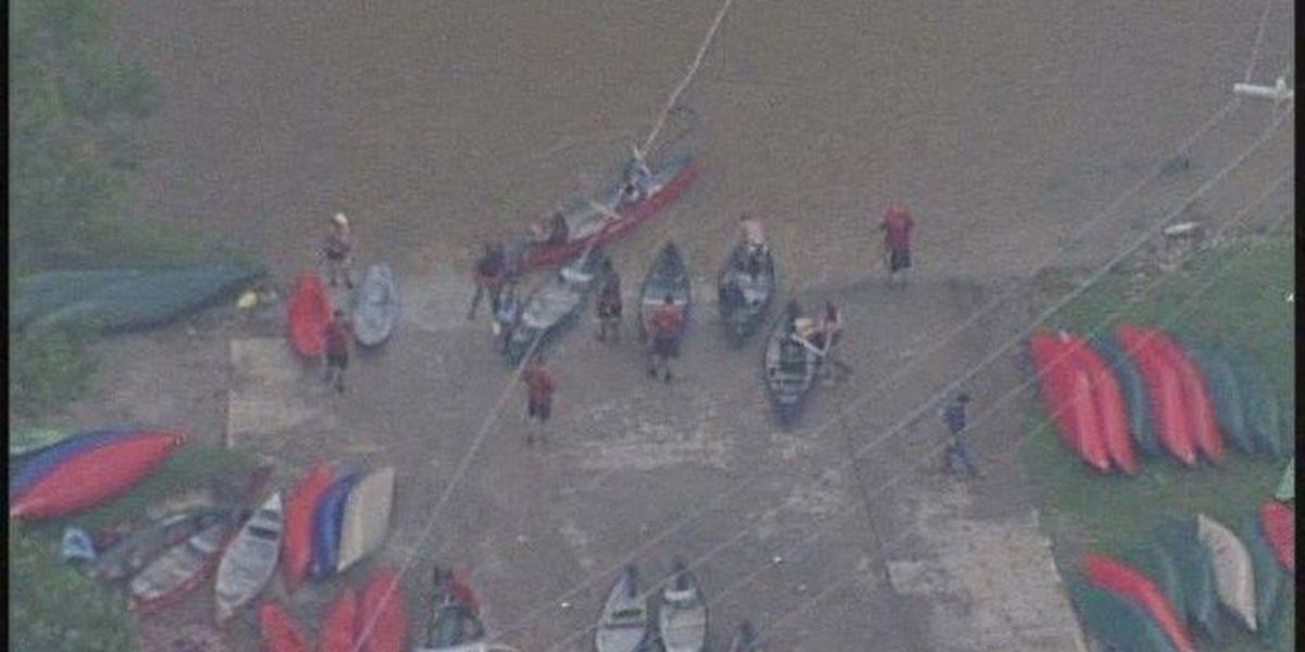 UPDATE: 17 people rescued from floodwaters of Blue River