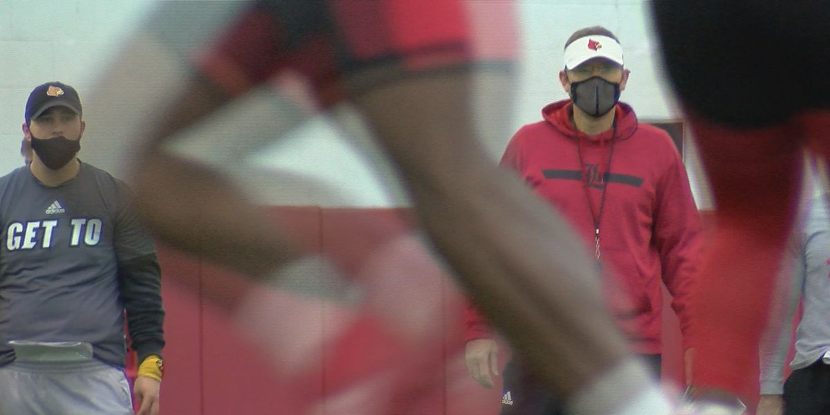 UofL kicks off spring football