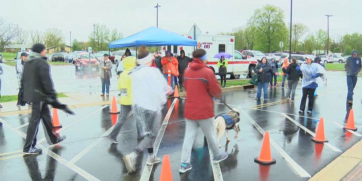 A 5-K9 race for fallen Charlestown officer