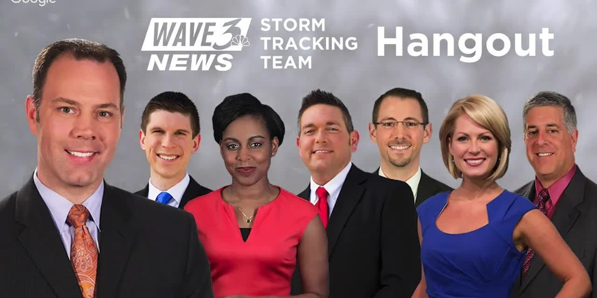 Storm Tracking Team Hangout 1-11-19