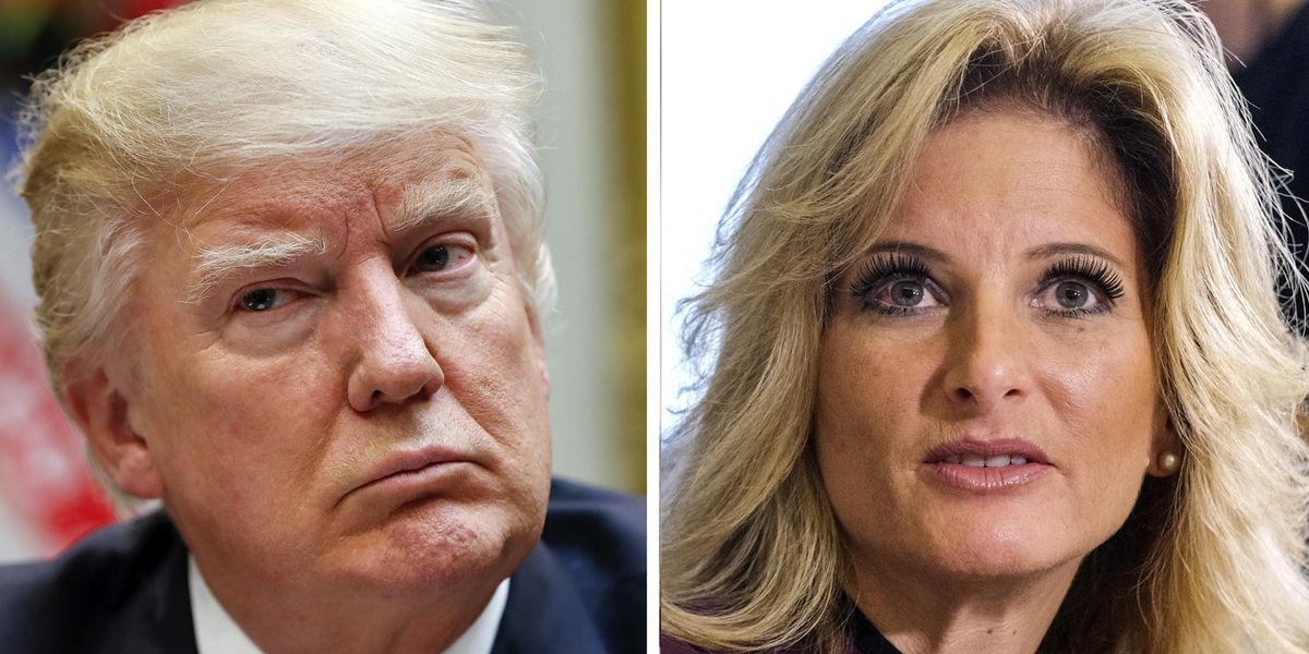 Lawyer: Trump's phone records back details of former 'Apprentice' contestant's claim