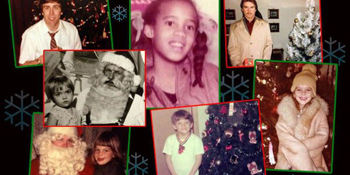 THROWBACK THURSDAY: WAVE 3 News anchors celebrate Christmas in their younger years