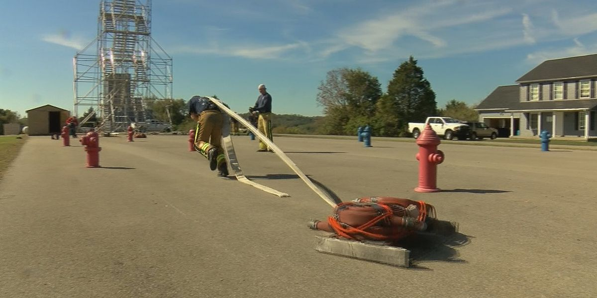 LFD prepares for the Firefighter Combat Challenge World Championship