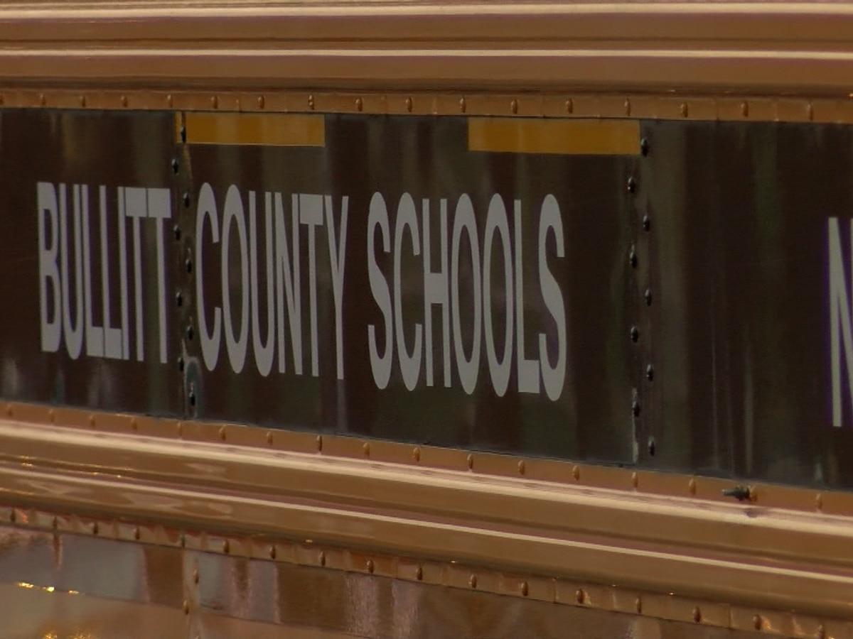Bullitt County Public Schools return to in-person classes