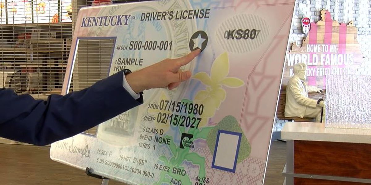 REAL ID: What to bring and where to get an appointment