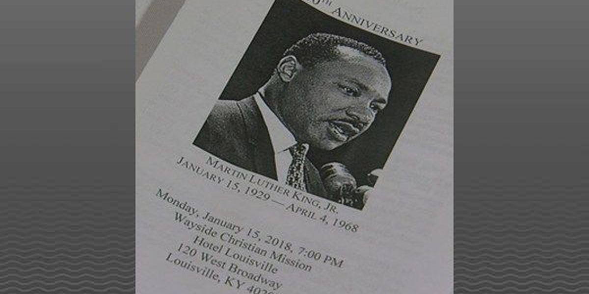 Wayside Christian Mission honors MLK Day with music, speeches