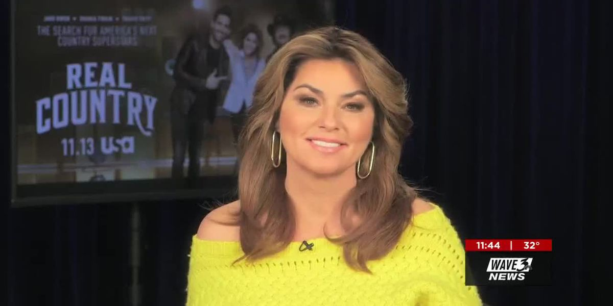 Kayla VanMeter talks 'Real Country' show, new music with country music superstar Shania Twain