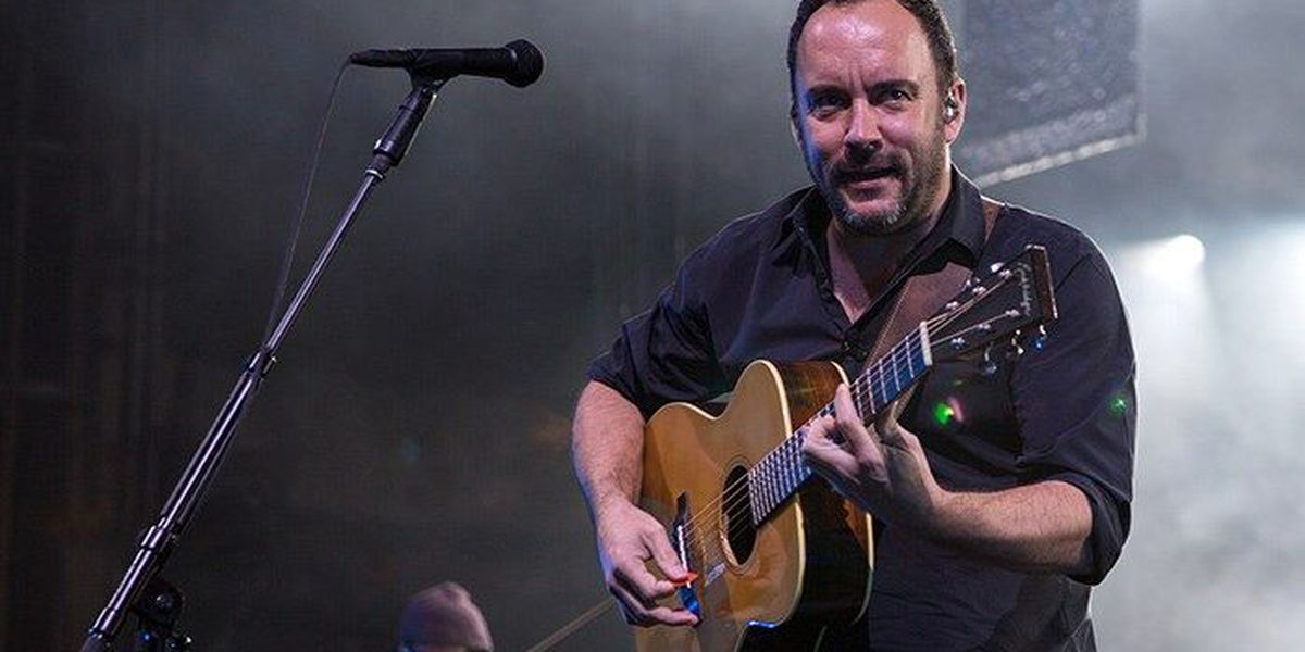SLIDESHOW: Threat of rain can't keep Dave Matthews fans away from Riverbend