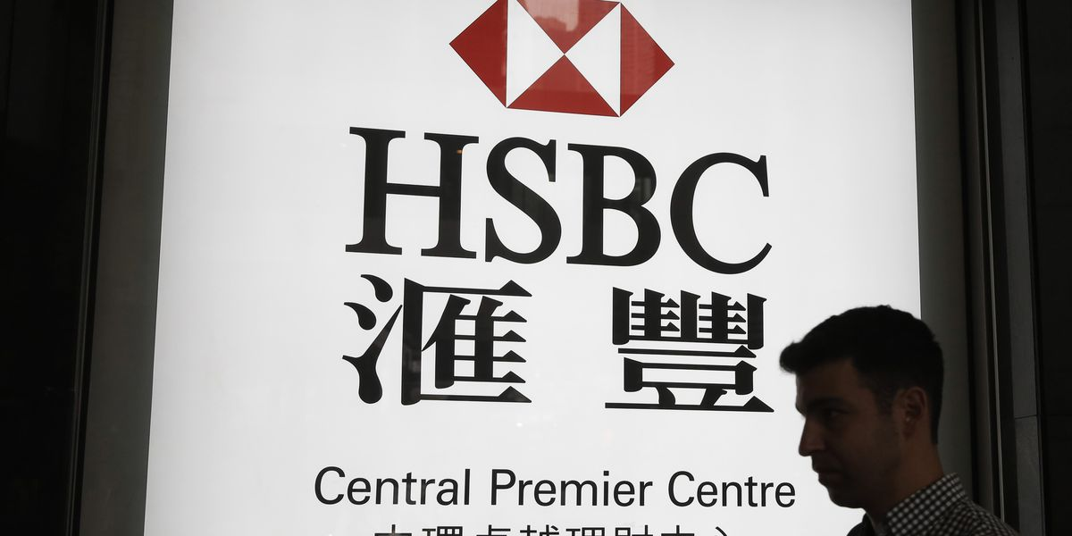 HSBC cuts headcount by 35,000 in deep overhaul