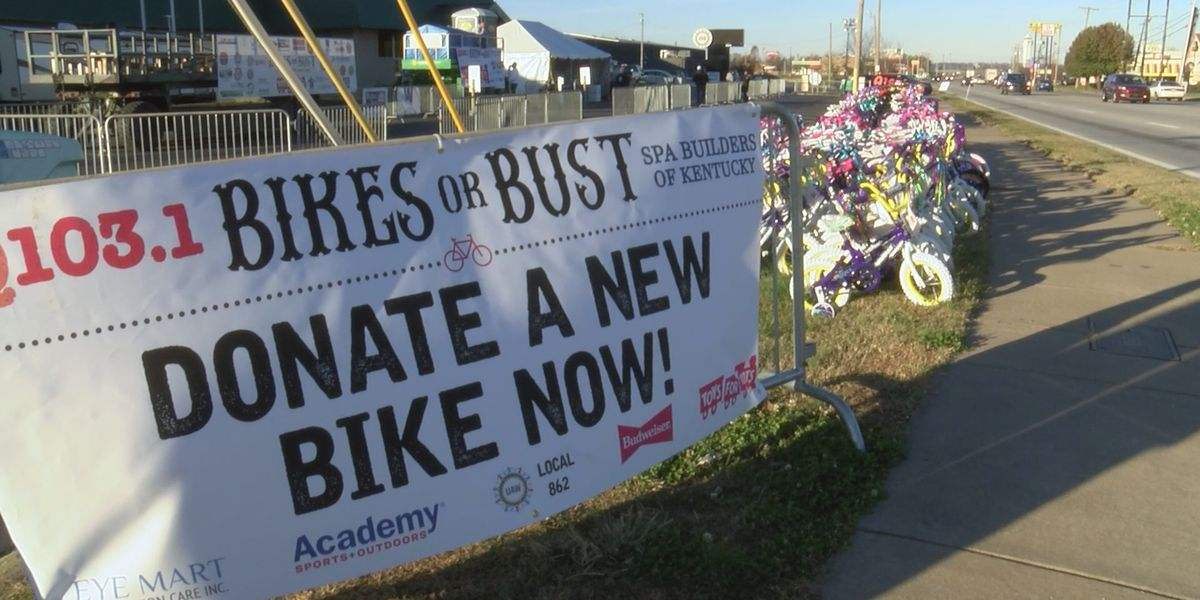 Bikes or Bust drive collects more than 2,000 bikes