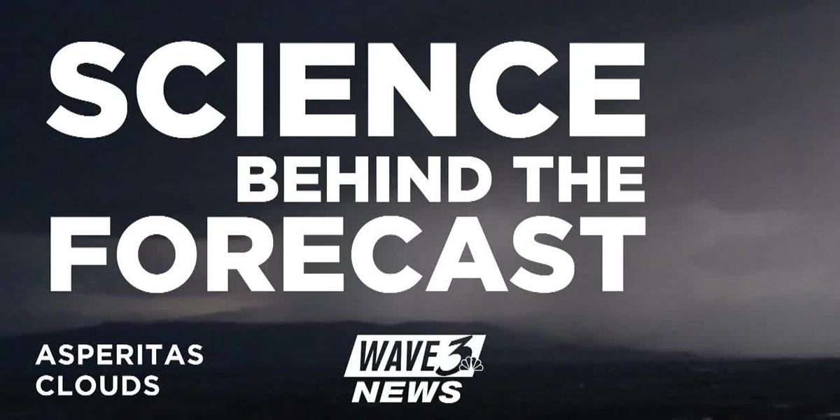 Science Behind the Forecast: Asperitas clouds - The sky's rolling waves