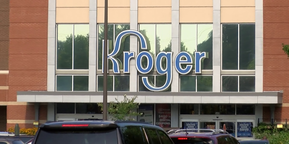 Kroger asks customers to leave their guns at home