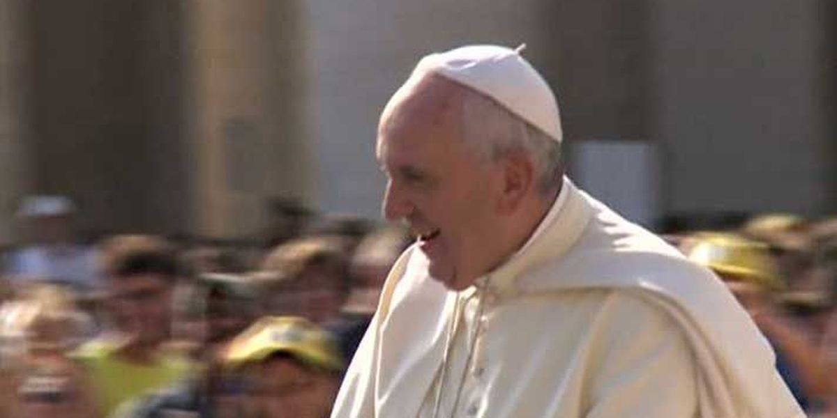 Pope Francis' schedule for his U.S. visit