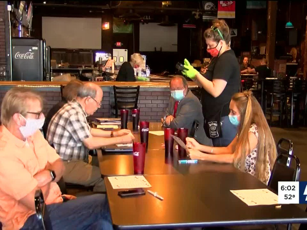 Restaurant, small business associations make plea to lawmakers