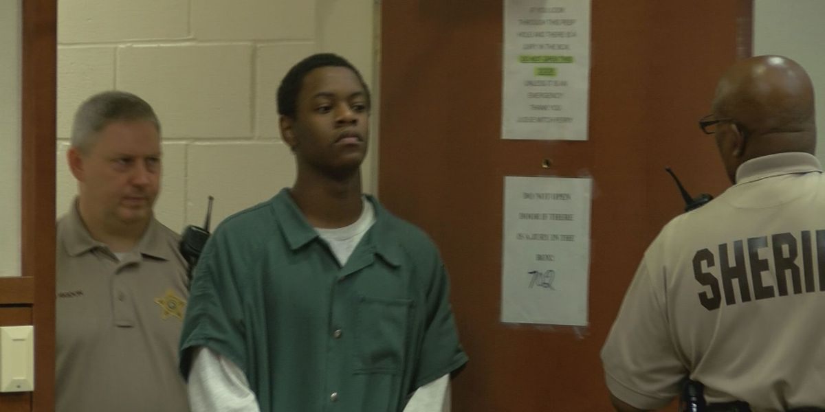 Teen who admitted to killing student in drive-by shooting sentenced