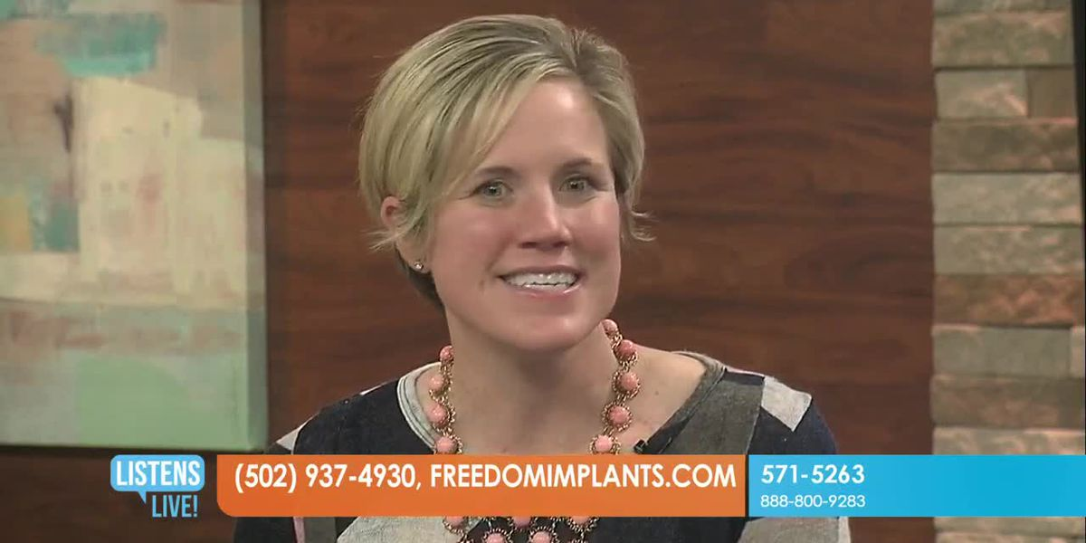 WAVE 3 Listens Live! Freedom Mini Dental Implants Part 4 Jan 15, 2020