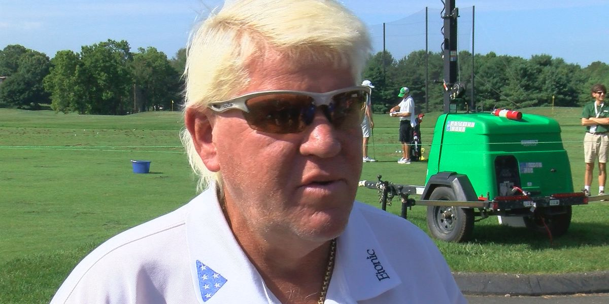 Daly returns to Kentucky for Barbasol Championship