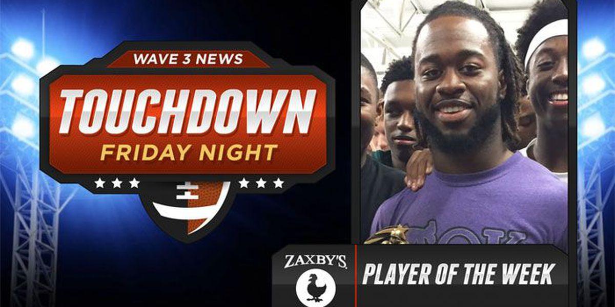 Week 7: TDFN Player Of The Week