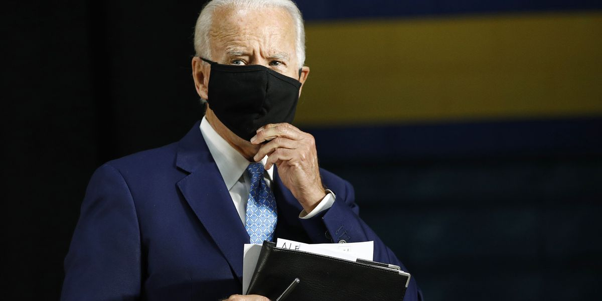 Biden on cognitive test: Why would I take a test?