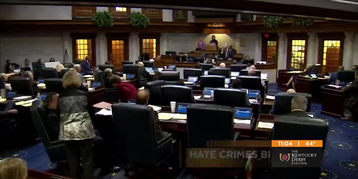 Modified hate crime bill passes IN Senate despite concern from governor